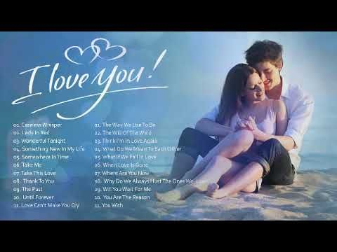 Most Old Beautiful Love Songs Playlist 2019 Best Romantic Love Songs Of All Time Youtube Love Songs Playlist Romantic Songs Romantic Love Song