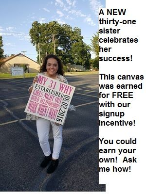 I love the stories our 31 sisters share...this young girl signed up to pay off her college student loans and hit $1000 in sales her first month!!  It's exciting to get your first paycheck just for partying for a living!  PLUS earn FREE product kits during your first 4 months. Why would you not do this???  #sisterhoodisamazing  #31rockstars  #morethanabag #aprilsvipgroup #joinme