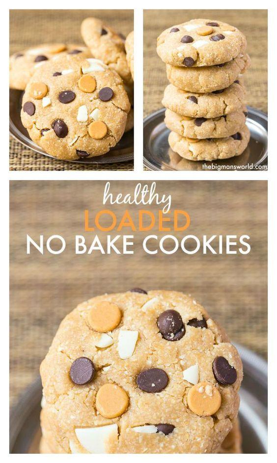 ... vegan} http://www.superhealthykids.com/loaded-healthy-no-bake-cookies