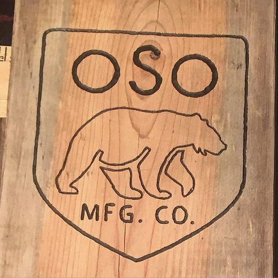 Finally carved & painted this piece. Now all it needs is a clear coat and assembly! It's going to be sweet!! [ nature is life ]  #wood #woodworking #woodcarving #woodwork #reclaimed #reclaimedwood #carving #artistic #creative #logo #logodesign #natureislife #oso #osomfgco #bear #nature #adventure #handmade #handbuilt #motorcycle # de oso.mfg.co