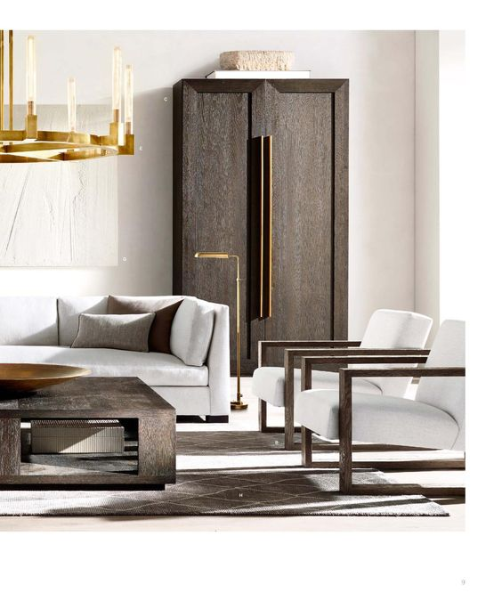 Armoires metals and hardware on pinterest for Living room furniture 0 finance