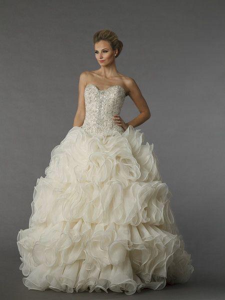 Kleinfeld Collection Wedding Dresses Photos on WeddingWire