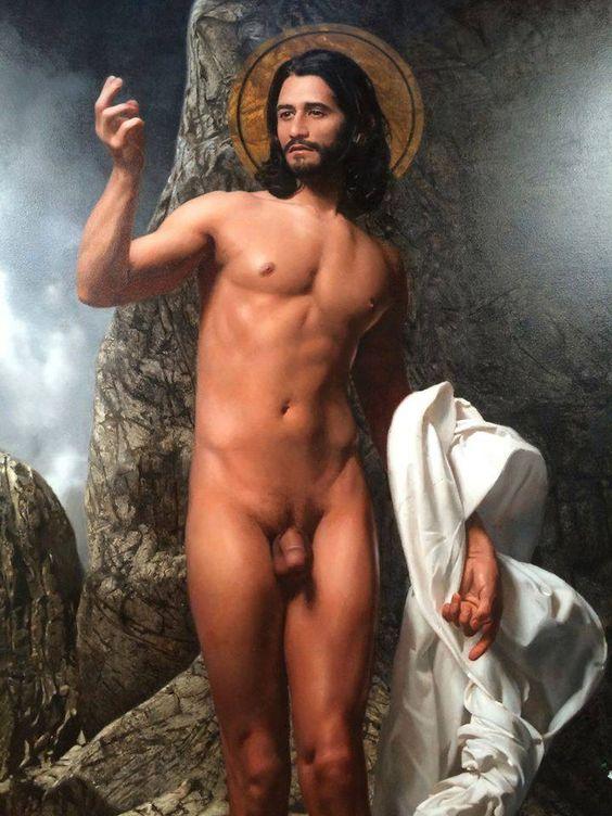 "Graydon Parrish ""The Resurrection"":"