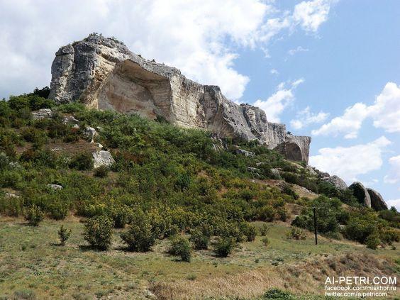 Пещерный монастырь Качи-Кальон, Бахчисарай - http://ai-petri.com/crimean-cave-towns-monasteries/35-peschernyy-monastyr-kachi-kalon-bahchisara1.html