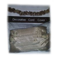 Charlton Home Darmsta Silk Decorative Electrical Cord Cover & Reviews | Wayfair