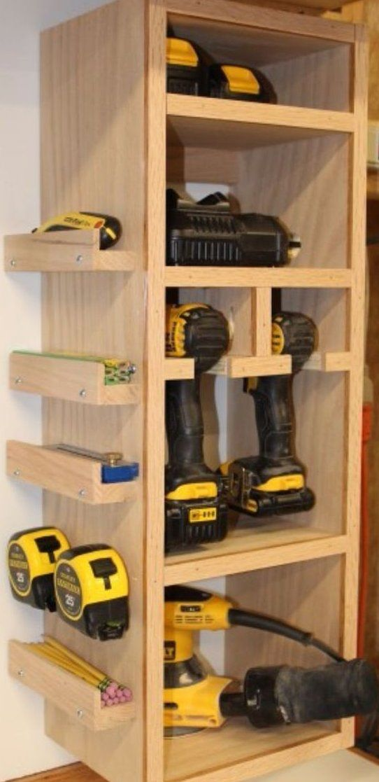35 Genius Diy Ideas For The Garage 60221 Diy Projects Ideas Diyprojectsideas Does Your Garage Look Like M In 2020 Tool Storage Diy Diy Garage Storage Diy Storage