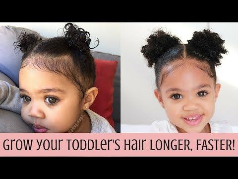 How To Grow Kids Natural Hair Fast Easy Hair Routine For Growth