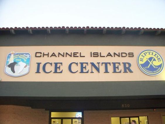 The Channel Islands Ice Center
