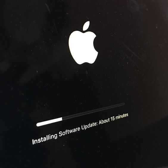 Updating my MacBook Pro…