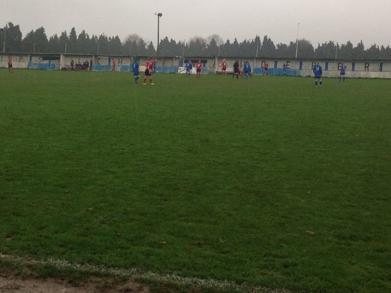 Enjoyed today's women's match between ITFC and Ipswich Wanderers.