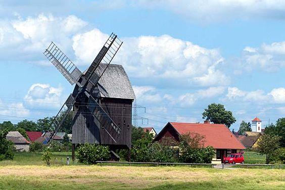 Windmühle Authausen