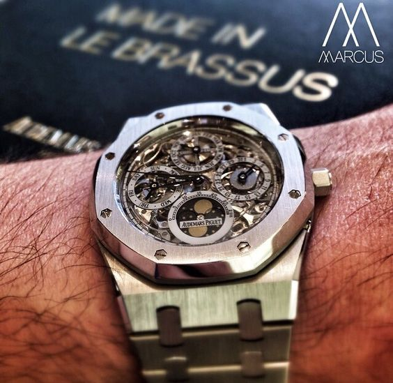 Image result for Audemars Piguet Royal Oak Perpetual Calendar