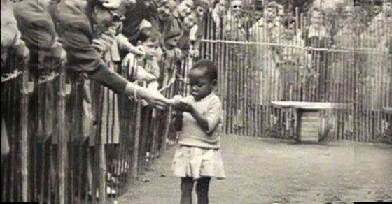 Los zoológicos humanos africanos en Bélgica