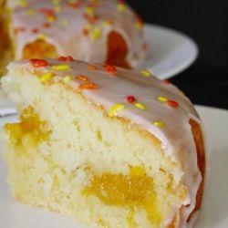 Coconut Mango Cake by medeja