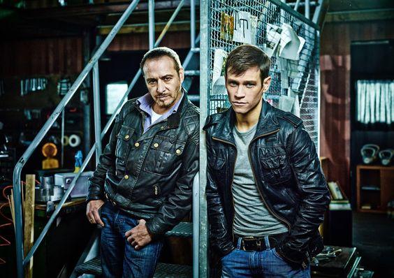 Alarm für Cobra 11 – Die Autobahnpolizei - Semir Gerkhan & Alex Brandt