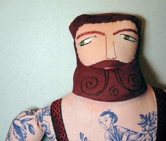 Tattoo man red beard flickr partage de photos for Red beard tattoo