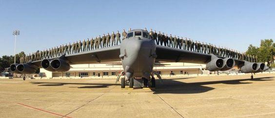 B-52 Stratofortress | Boeing B-52 Stratofortress