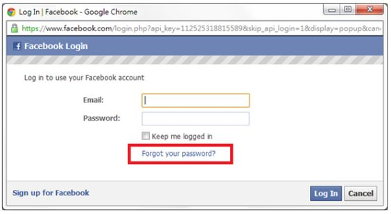 How Can I Recover My Facebook Password Business Pages Facebook Facebook Business