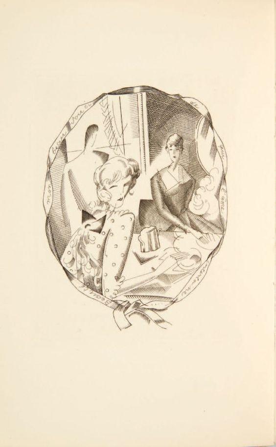 LARBAUD (Valery) Beauté, mon beau souci... Roman illustré de trente-sept gravures par J.E. Laboureur. Paris, NRF, 1920