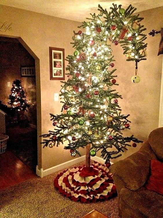 Grinch Tree 10 Ft Bendable Alpine Christmas Tree Whoville F2032b Cwi Dr Seuss Curved Top Grinch Christmas Tree Grinch Christmas Decorations Grinch Trees