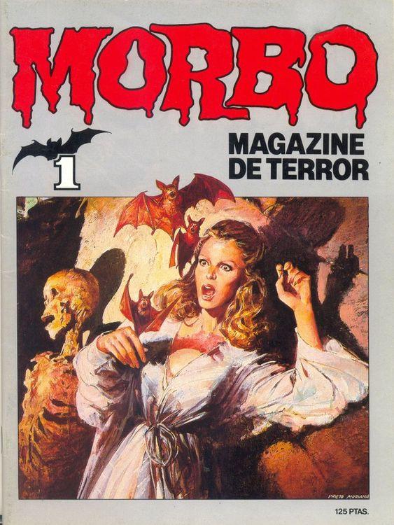 los amantes del comics de terror.................... 6036550dfc6d50efe9738a874f6875c0