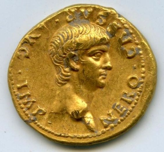 Rare, gold Roman coin discovered in Jerusalem | Fox News
