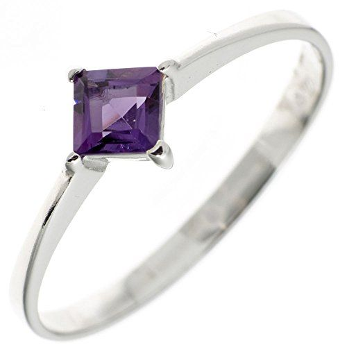 Dreambase Damen-Ring 1 Amethyst Silber 60 (19.1) Dreambase https://www.amazon.de/dp/B00EYGTSBS/?m=A37R2BYHN7XPNV