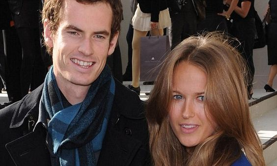 Congratulations Andy and Kim Murray on the birth of their baby girl