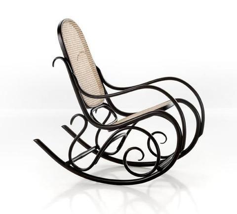 Gebruder Thonet Schaukelstuhl Rocking Chair By Gtv In 2020