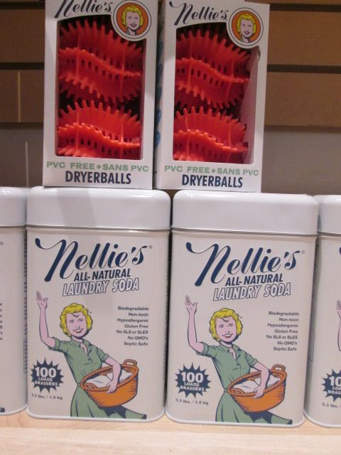 Back In Stock Nellies Laundry Soda And Their New Quick Change