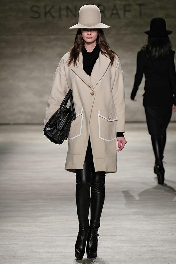 Skingraft FW15 - Lincoln Center- Mercedes Benz Fashion Week New York - Deux Hommes