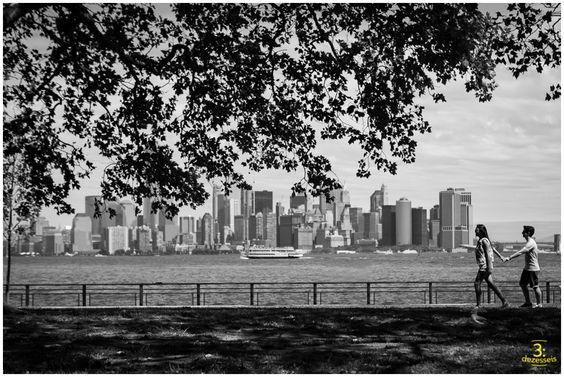 ensaio-fotográfico-ensaio-casal-casamento-fotos-casamento - Pre-wedding NY - NY - Nova iorque - Ensaio Casal NY