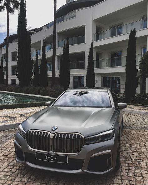 Bmw M760li Xdrive V12 2019 Bmw Serie7 Bmw760li