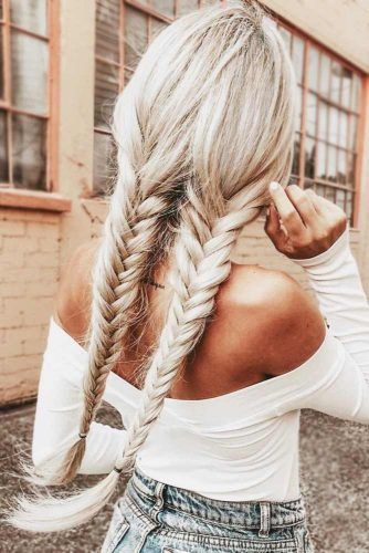 From French To Box: 42 Two Braids Styles ★