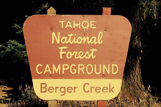 Convient campground in the Lost Sierras | The Outside View | #campervan #rentals #northerncalifornia #sanfrancisco #lostsierras #campground #tahoenatonalforest