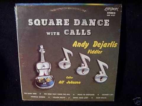 Andy Dejarlis Soldier's Joy, Breakdown (Square Dance With Calls).