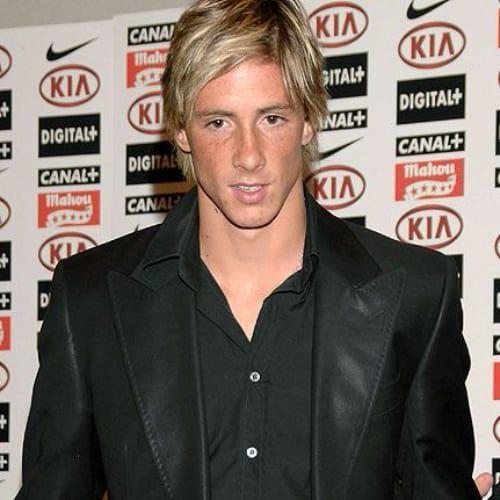 45 Styles De Coupe De Cheveux El Nino Fernando Torres Style De