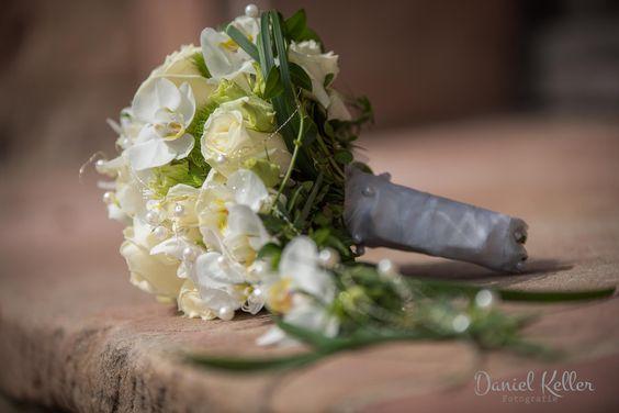 Brautstrauß Daniel Keller Hochzeitsfotograf Kehl/Offenburg/Achern