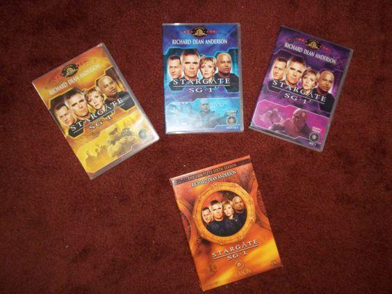 Stargate SG-1 Season 6 DVD Set