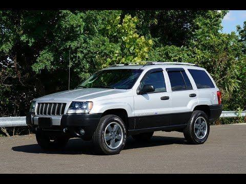 2004 Jeep Grand Cherokee Laredo Freedom Edition 4 0l 6 Cylinder