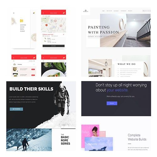 Here Are The Winners Of The 2018 99awards 99designs Basic Website Design Awards Web Design