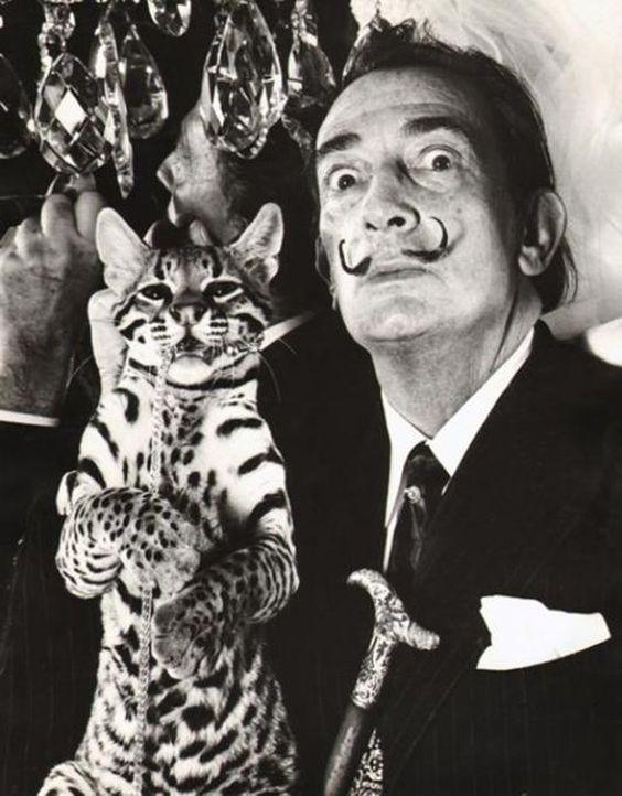 Salvador Dali i Babou