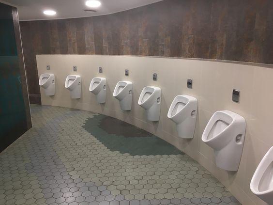 В круглые формы вписан даже туалет