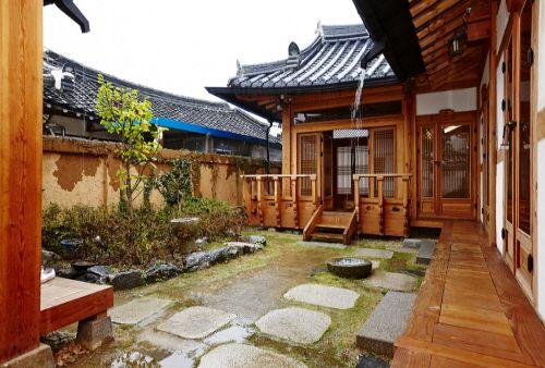Một kiểu nhà trọ ở Hàn Quốc