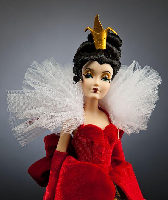 Disney Villains Designer Collection - Queen of Hearts