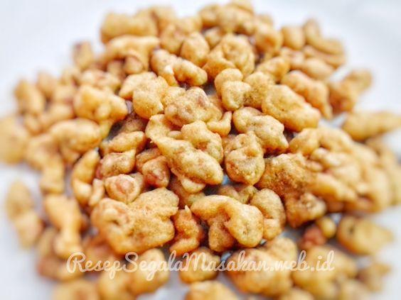 Resep Membuat Kacang Bandung Resep Segala Masakan Web Id Kacang Makanan Penutup Mini Makanan Dan Minuman