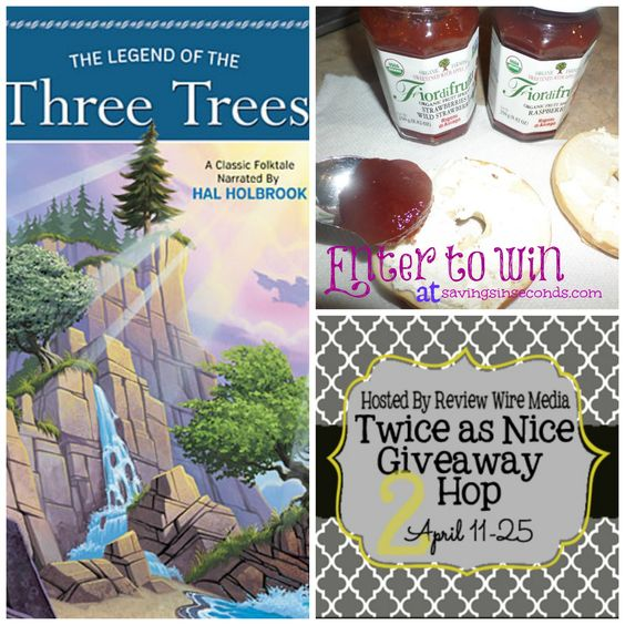 Legend of Three Trees & Fiordifrutta - @Tommy Nelson #Giveaway   savingsinseconds.com