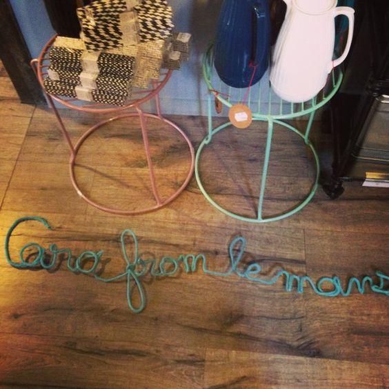 Atelier Tricotin chez Cosy Times #lemans #tricotin #cosytimeslemans #carofromlemans www.carofromlemans.com