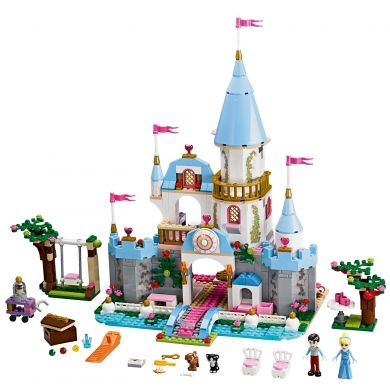 LEGO® Disney Princess™ - Cinderellas Prinzessinnenschloss 41055