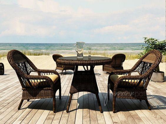 Forever Patio Leona 2 Seat Dining Set